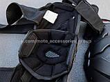 Шарнирные мото наколенники Pro-Biker, фото 3
