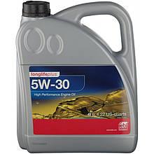 Моторное масло Febi 5w30 Longlife Plus  4л