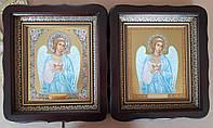 Икона Ангела Хранителя литографическая 23х26см