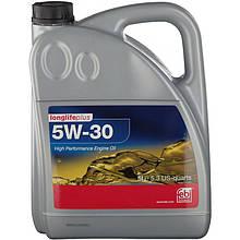 Моторное масло Febi 5w30 Longlife Plus  5л