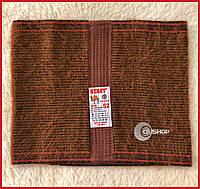 Шерстяной пояс из натуральной верблюжьей шерсти (согрев и фиксация) Турция