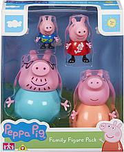Набор  Peppa and Family Свинка Пеппа и семья