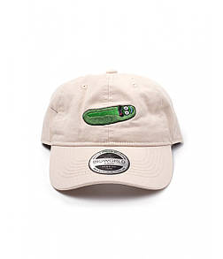 Офіційна кепка Rick & Morty - Pickle Rick Dad Cap
