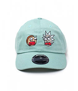 Офіційна кепка Rick & Morty - Dad Cap