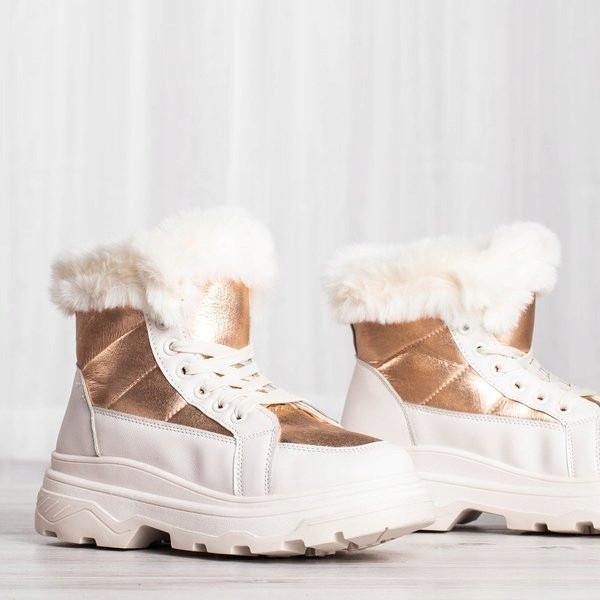 Женские ботинки Shoultz