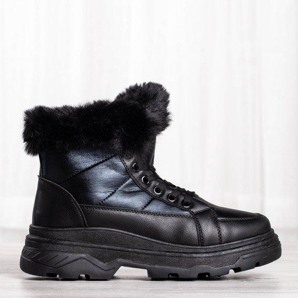 Женские ботинки Bergmann