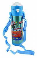 Термос детский 500мл с поилкой Disney 9030-500 Тачки