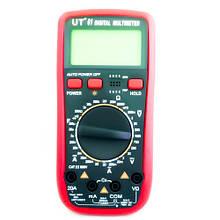 Тестер цифровий мультиметр UT 61