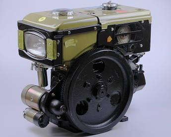 Двигатель R180NDL - GZ (8 л.с.) с электростартером