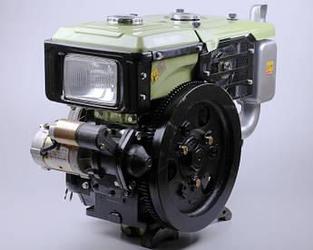 Двигатель R190NDL - GZ (10 л.с.) с электростартером