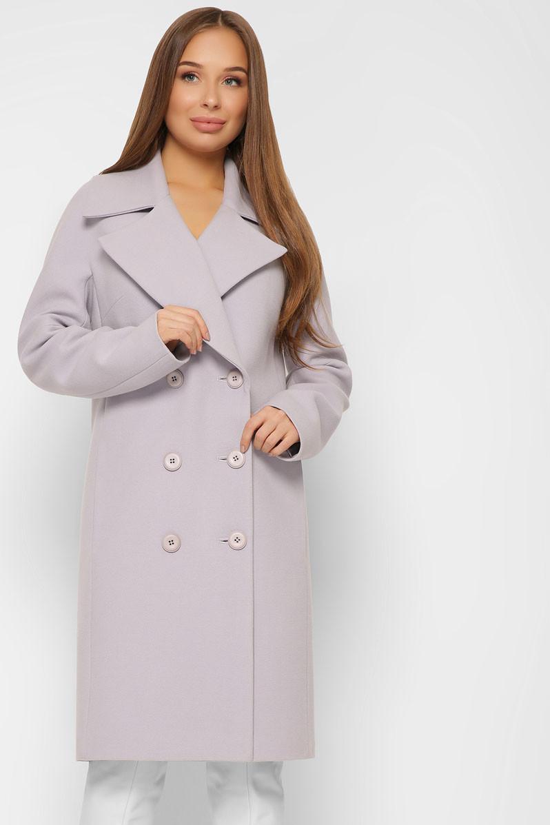 Пальто кашемірове ділове з 42 по 48 розмір