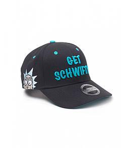 Офіційна кепка Rick & Morty - Get Schwifty Curved Bill Cap
