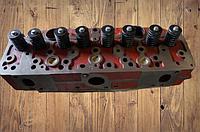 Головка блока цилиндров ЮМЗ с клапанами Д65-1003012 СБ, фото 1