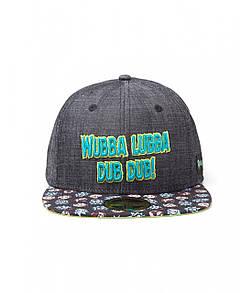 Офіційний снепбек Rick And Morty - Wubba Lubba Snapback