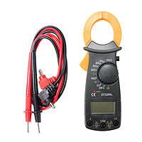 Кліщі струмовимірювальні DT3266L, фото 1