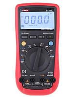 Цифровой автомобильный мультиметр UNI-T UT109 (UTM 1109), фото 1