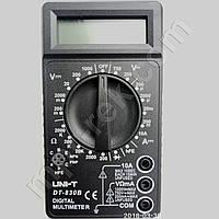 Цифровой мультиметр DT830B (до 1000В, 10А, 2МОм) производства UNI-T, фото 1
