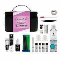 Набор Innovator Cosmetics для ламинирования ресниц и бровей SEXY LAMINATION