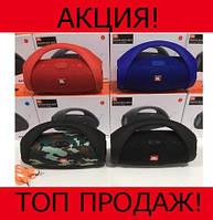 Колонка JBL Boombox-MINI черные, красные, синие, камуфляж!Хит цена