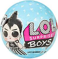 L. O. L. Surprise Кукла ЛОЛ сюрприз Мальчики 1 волна MGA Boys Character Doll  561699, фото 1