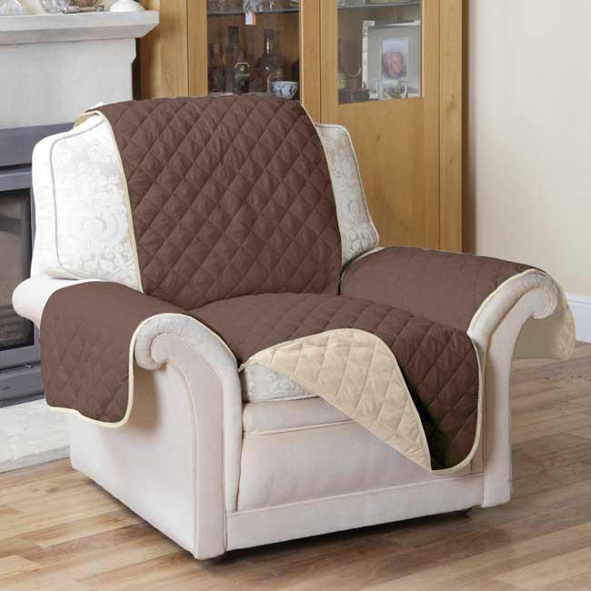 Покрывало на кресло двустороннее Couch Coat