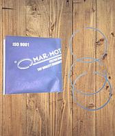 Кольца поршневые МТЗ-80,82, ЮМЗ; Д-240, Д-243, Д-65  | Marmot, Польша
