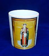 Чашка с образом Святой Ольги