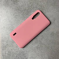 Чохол-накладка Silicone Cover Full Protective WAVE Xiaomi mi9 Lite Light pink