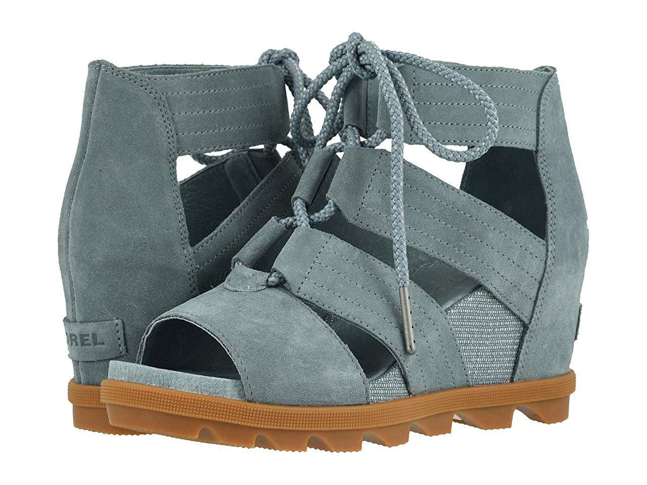 Туфли на каблуке SOREL Joanie™ II Lace Cinder Grey
