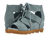 Туфли на каблуке SOREL Joanie™ II Lace Cinder Grey, фото 1