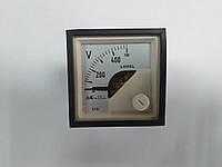 Аналоговый вольтметр LUMEL EA 16N E615 500V. Польша, фото 1