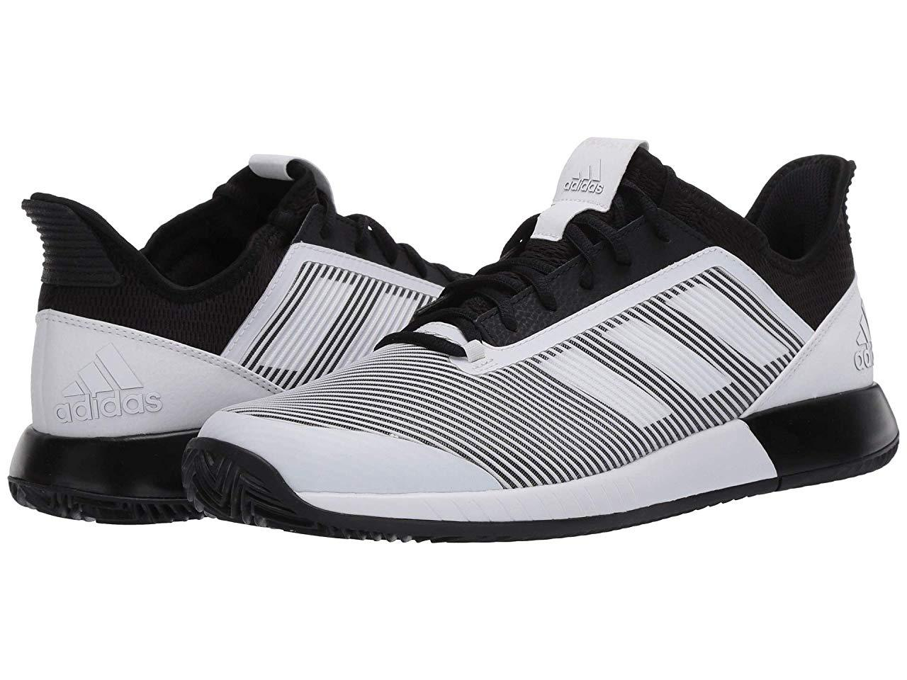 Кроссовки/Кеды adidas Defiant Bounce 2 Core Black/Footwear White/Core Black