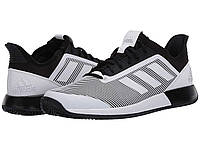 Кроссовки/Кеды adidas Defiant Bounce 2 Core Black/Footwear White/Core Black, фото 1