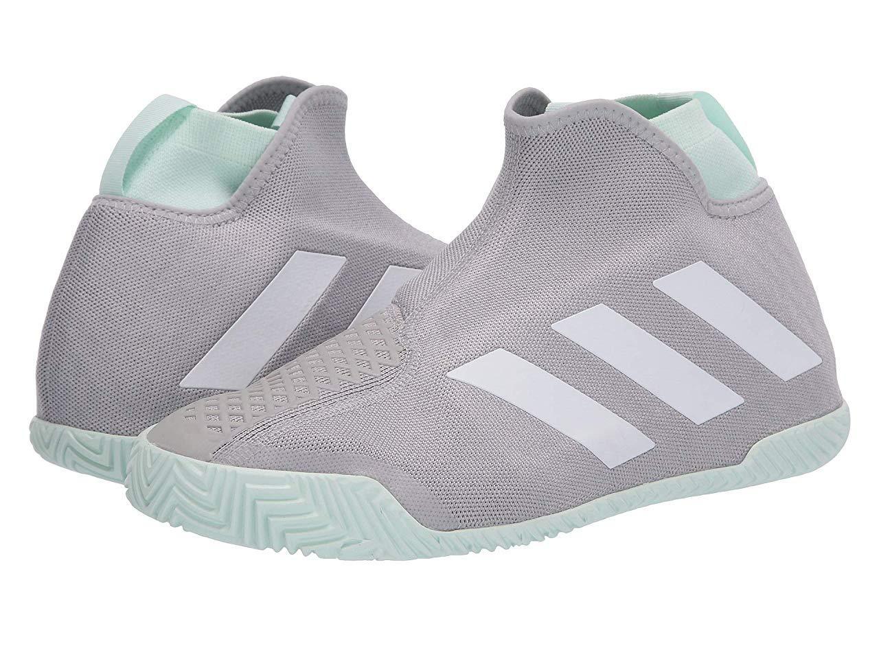 Кроссовки/Кеды adidas Stycon Grey Two/Footwear White/Dash Green