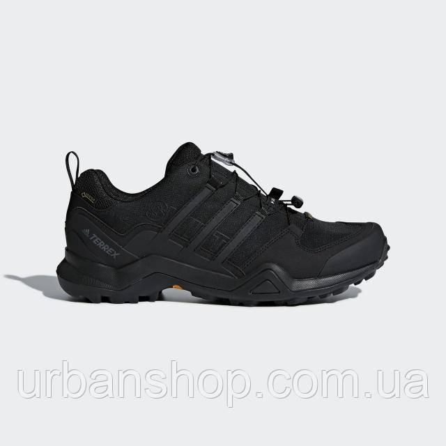 Кросівки Adidas TERREX SWIFT R2 GTX CM7492 Оригінал! Чорні. Gore-Tex.