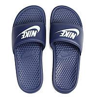 Шльопанці Nike Benassi JDI Slide 343880-403 оригінал