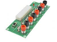 Адаптер XH-M229 для превращения ATX или BTX блока питания в лабораторный