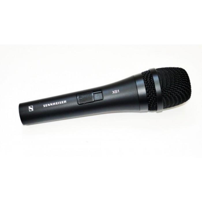 Микрофон Sennheiser DM XS1 проводной ЧЁРНЫЙ