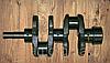 Вал коленчатый Д-21 трактора Т-25, Т-16 (Н) Д21-1005011Б2-14