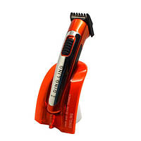 Триммер на аккумуляторной батарее Professional Hair Clipper Trimmer DingLing RF-607 для стрижки бороды и волос