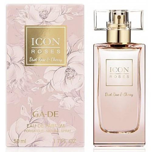 Парфюмированная вода Icon Roses Duet Rose & Cherry GA-DE