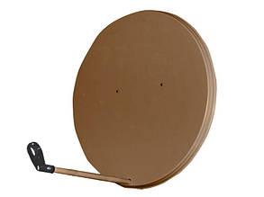 Спутниковая антенна CA-900 Коричневая (0,85м) Харьков