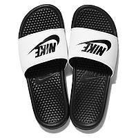 Шлепки Nike Benassi JDI 343880-100 41(26см) 8(US)
