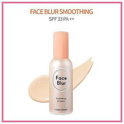 База під макіяж з ефектом фотошопу Etude House Face Blur smoothing Основа SPF 33 PA++ 35г