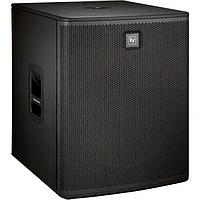 """Rental of sound equipment:Electro-Voice ELX 118"""