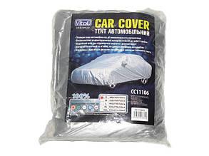 Тент CC11106 M серый Polyester 432х165х119см