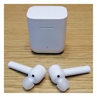 Наушники вакуумные беспроводные с микрофоном Xiaomi Mi AirDots Pro Global White Презентационная моде