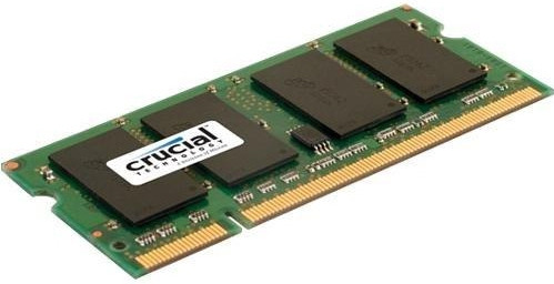Модуль памяти SO-DIMM 2GB/800 DDR2 Crucial (CT25664AC800.Y16F) Refurbished