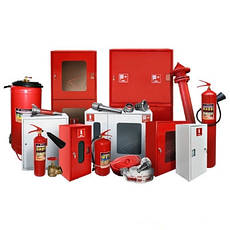 Пожарное оборудование, инвентарь и комплектующие, общее