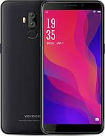 Смартфон Vernee X2 (black) 3/32Гб, 6350мАч оригинал - гарантия!